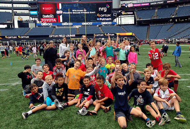 Field Trip to Gillette Stadium